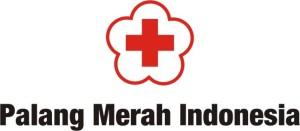 logo pmi font dibawah lengkap